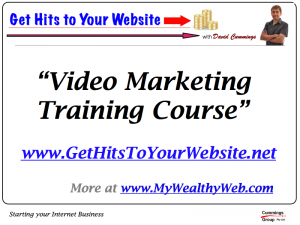 Video Marketing Training Course